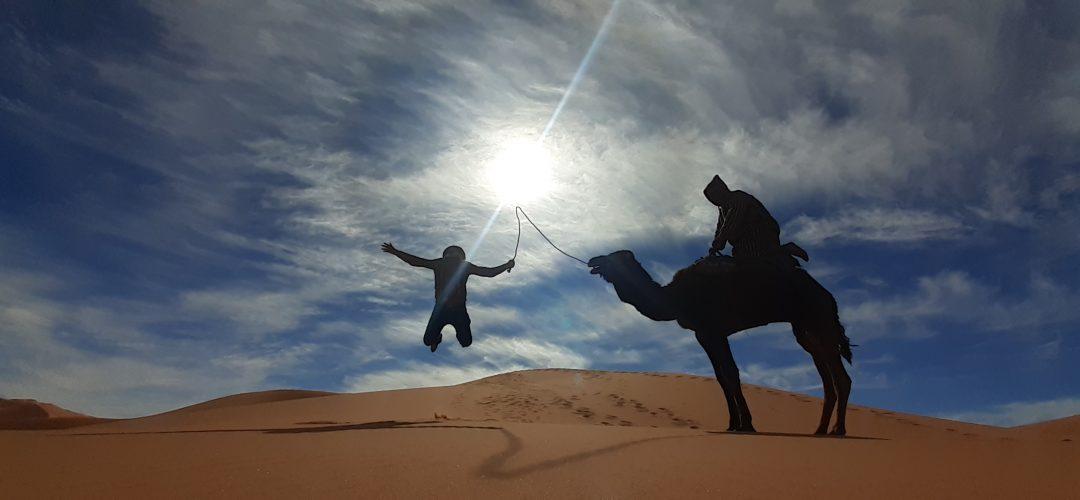 5 days desert tour