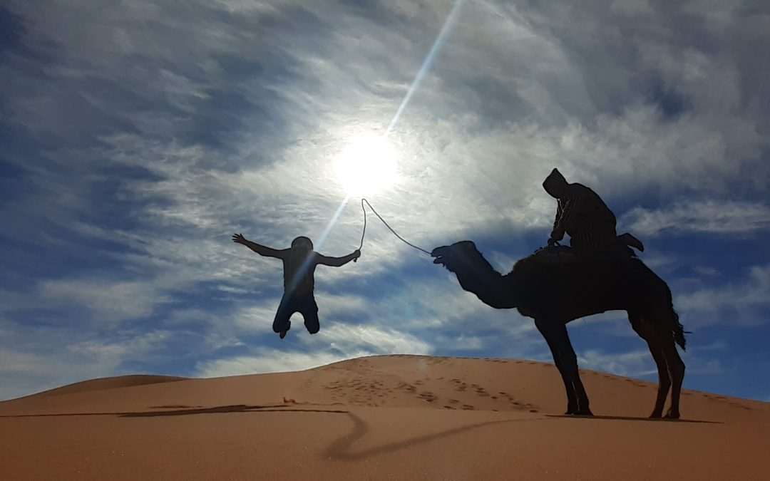 Desert tours in Morocco, Marrakech to Merzouga in 5 days.