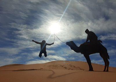 Desert tours in Morocco, Marrakech to Merzouga in 5 days.