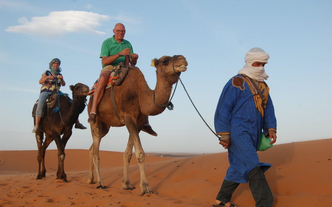 Tangier Morocco tour, 6 days Via Merzouga desert.