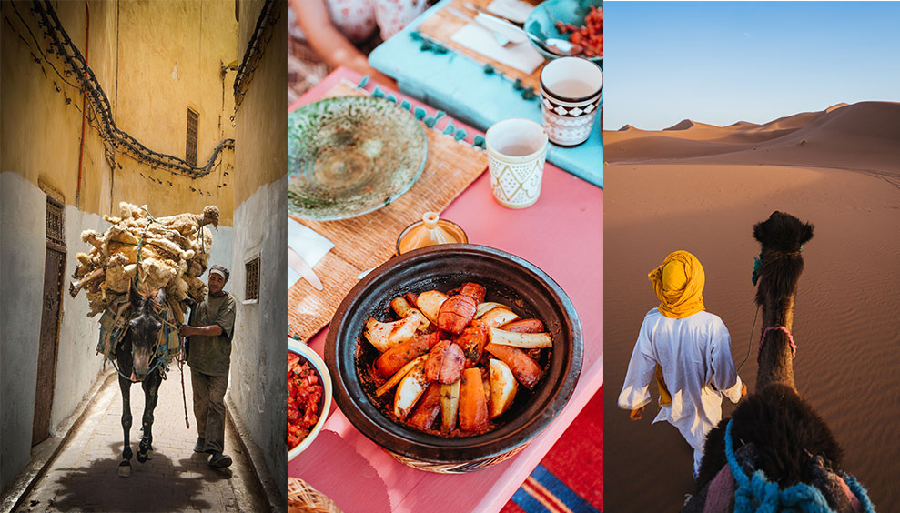 What makes a Morocco private tour something special?