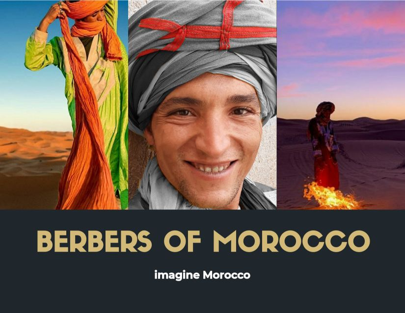Berbers of Morocco