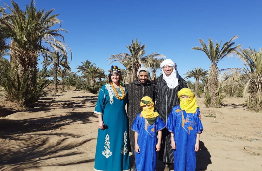 A family vacation in Morocco, 6 ways to stay safe.