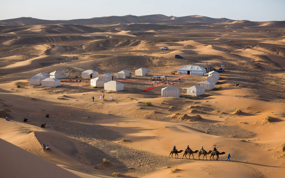 Fes desert tour to Marrakech in 3 days.