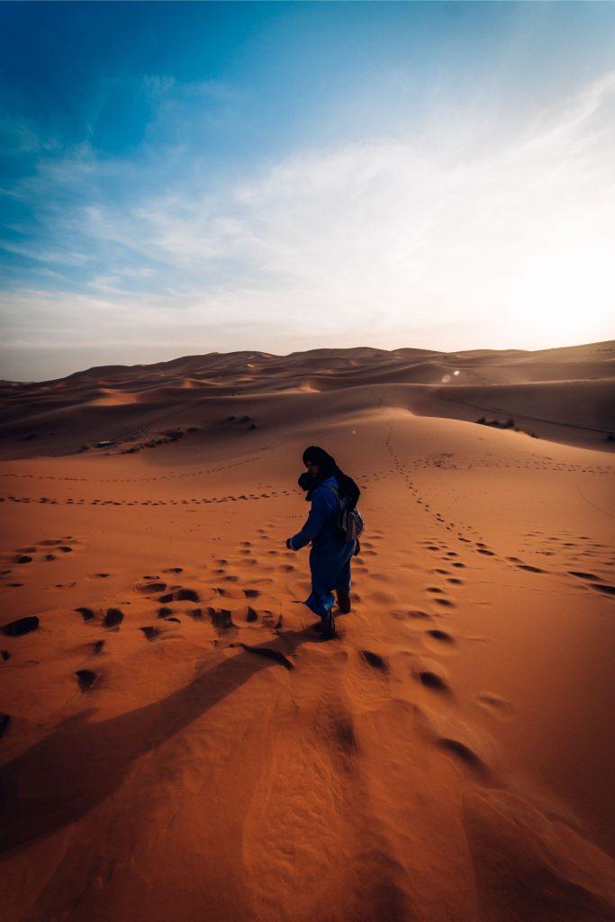 5 days tour from Marrakech to Merzouga