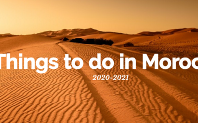 Things to do in Morocco 2020-2021