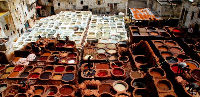 Morocco Fez.