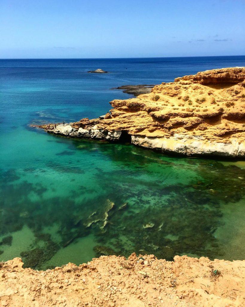 Chrana beach