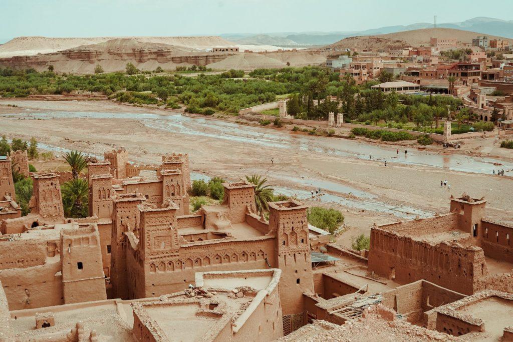 Desert tours from Fes