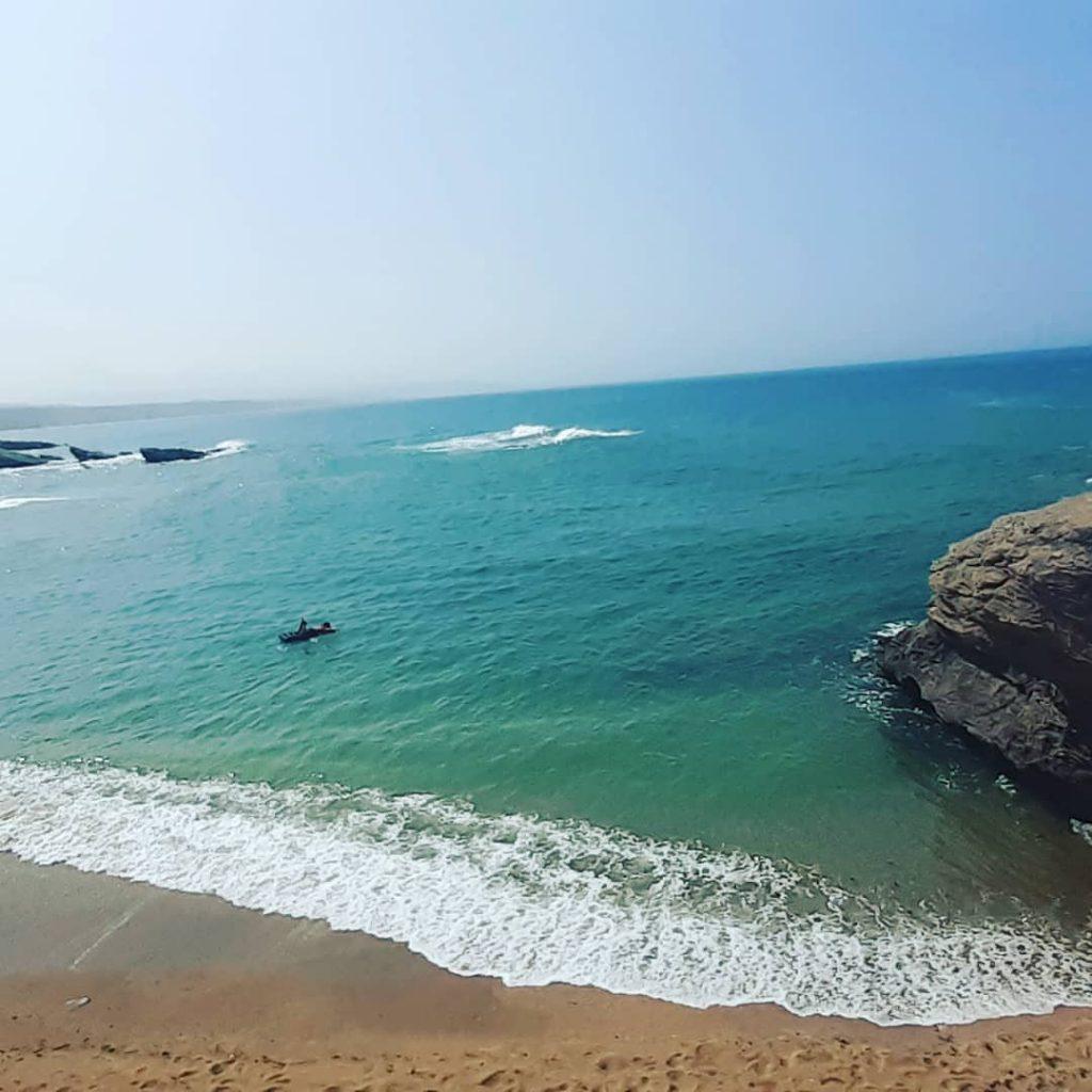 Sidi hsain beach