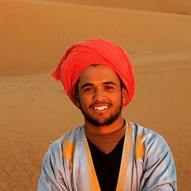 Moroccan people, Berbers.