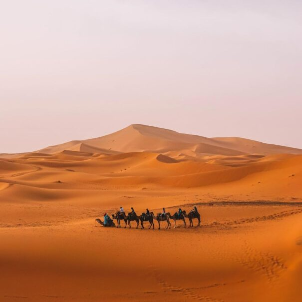 slider imagine of the 2 days tour from Fes to Merzouga desert
