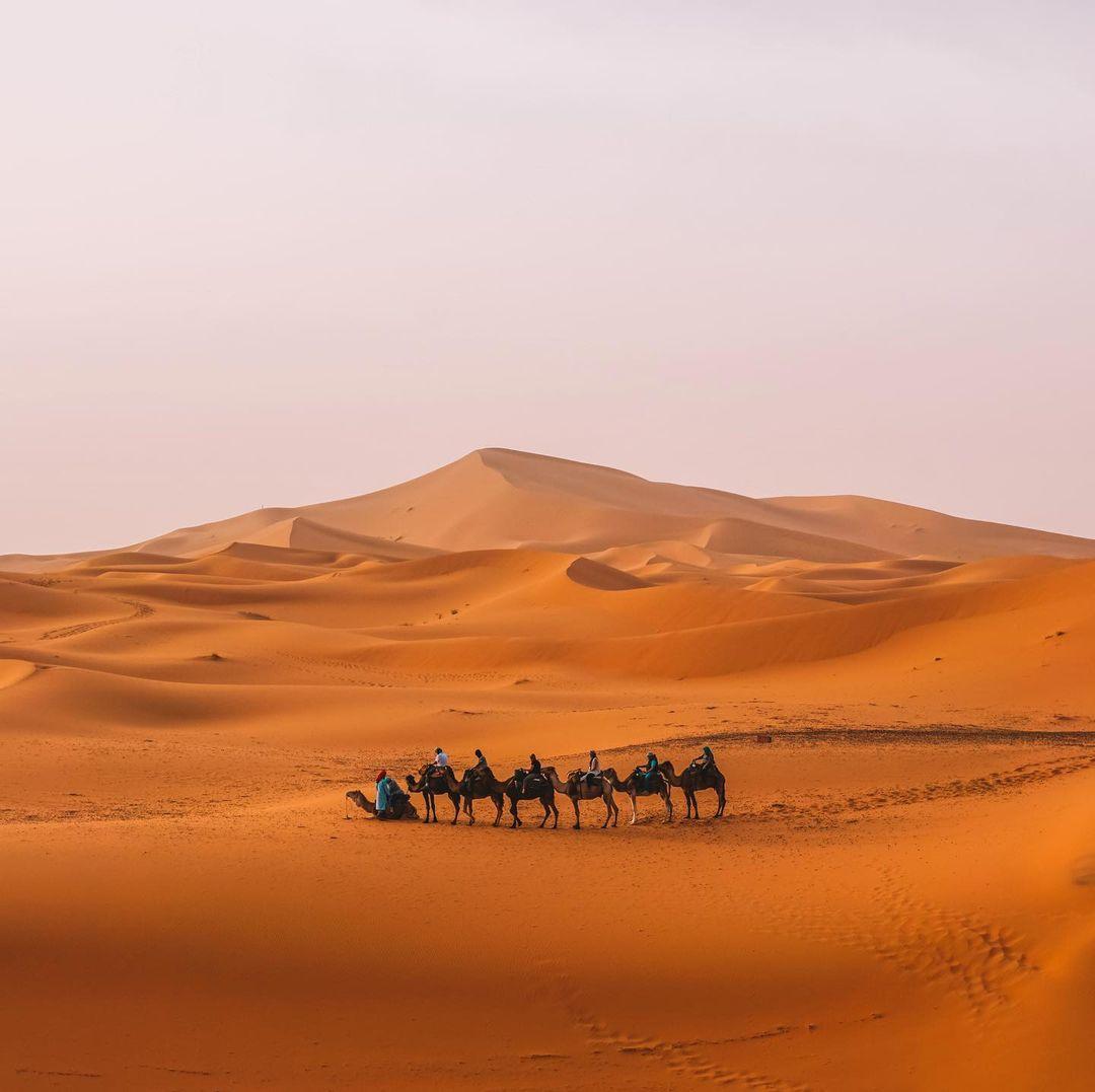 slider imagine of the 2 days tour from Fes to Merzouga desert