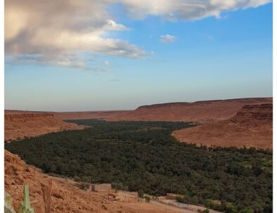 Ziz valley with our desert and city tours in Morocco from Fes