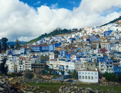 Chefchaouen, a must see place with our Morocco tour from Tangier