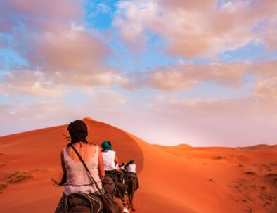 Desert trips from Marrakech, private and group Sahara