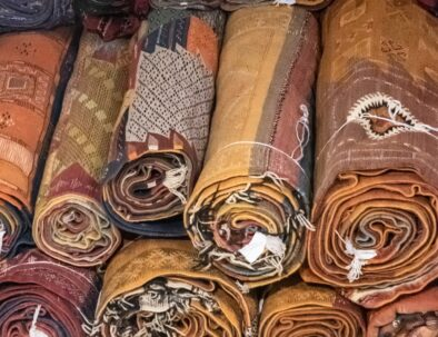 carpets in Morocco with our tour of 10 days from Casablanca