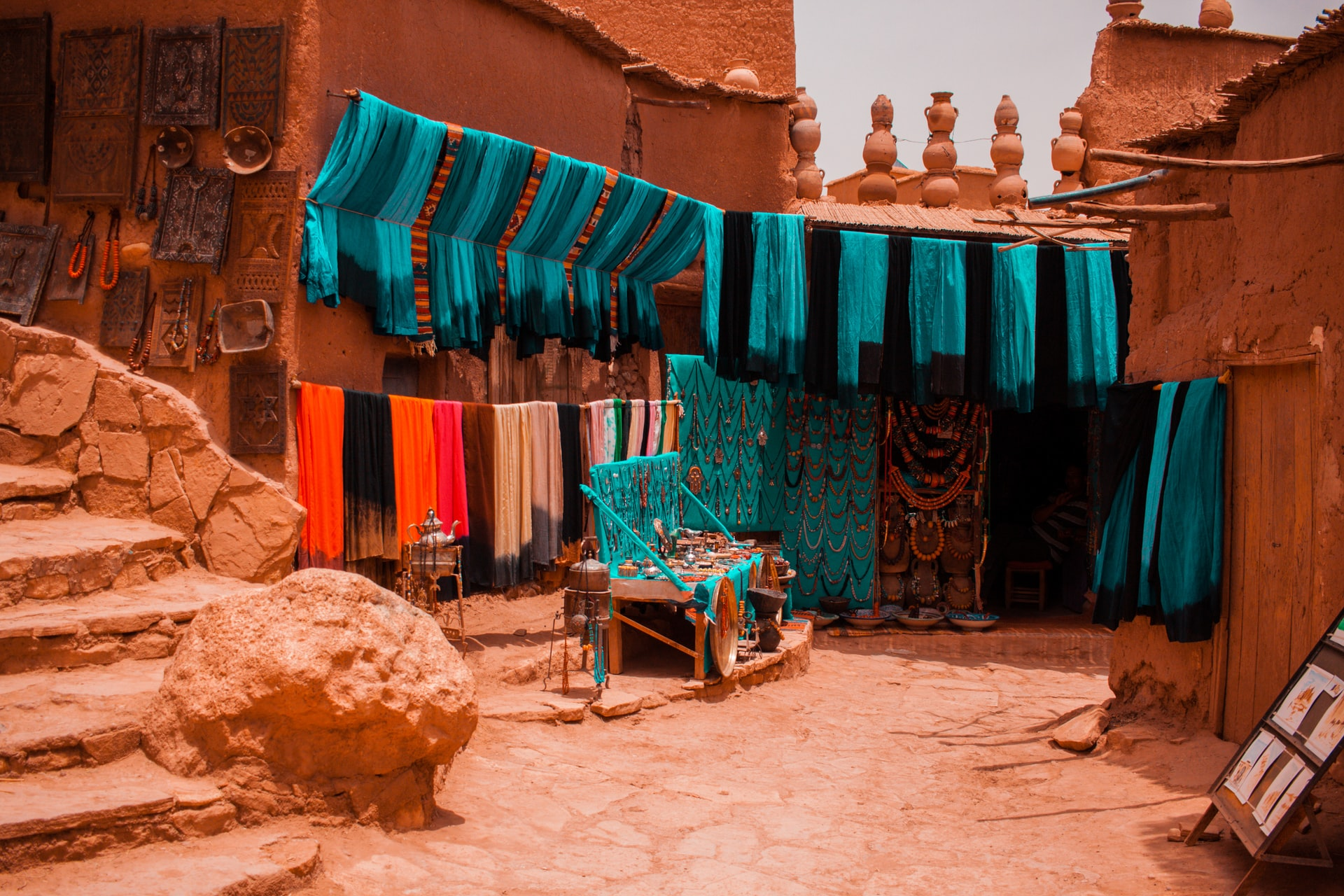 slider and featured image of our Morocco 6 days tour from Casablanca