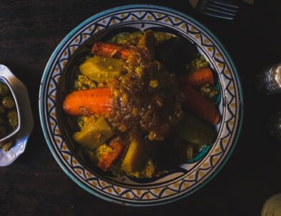 the couscous of Morocco, able to have as lunch with our fes desert tour 2 days to Merzouga