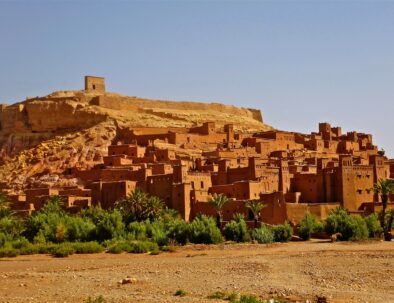 Ait benhaddou, an attraction you will visit with our 3 days desert tour from Fes to Marrakech