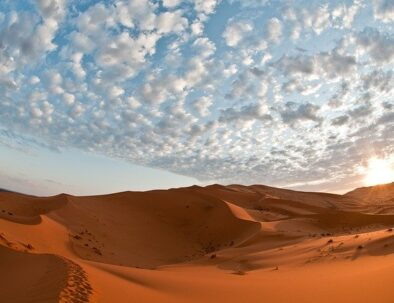 Merzouga desert, you will visit it with our 11 Tangier desert tour itinerary