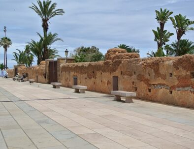 rabat by our Tangier to Fes Morocco tour itinerary in 4 Days
