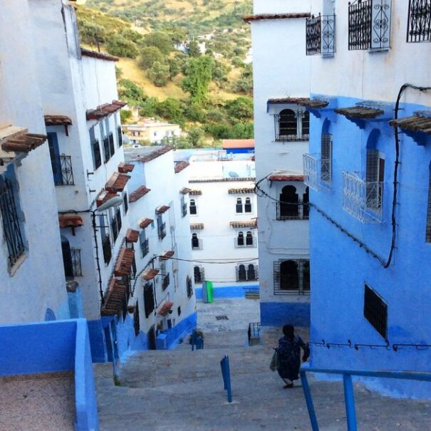 Chefchaouen, the best of our 6 days tour itinerary from Tangier