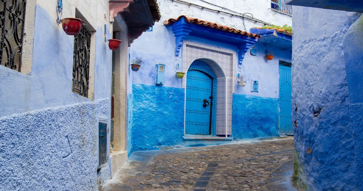 Chefchaouen, the highlight of our 4 days tour itinerary from Tangier