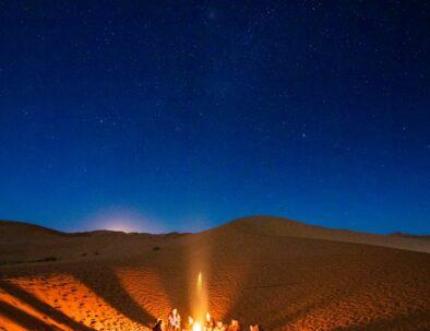 Desert-night